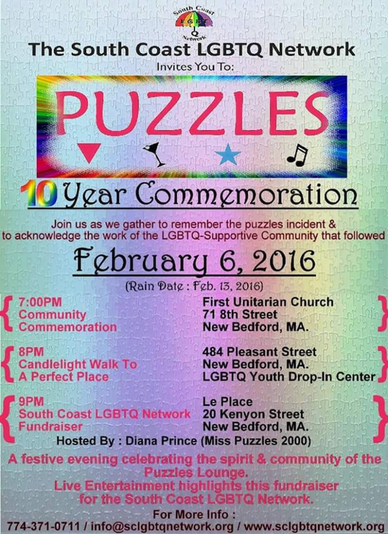 Puzzles Lounge Shooting | Violence Against LGBTQ People of